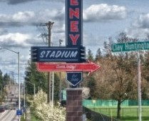 Cheney Sign