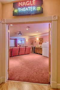 Theater / Game Room