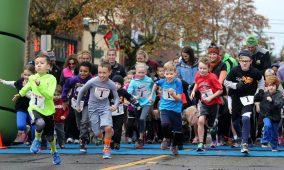 Running in Tacoma